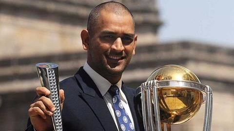 Will Champions Trophy be Dhoni's last tournament?