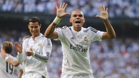 Football transfers: Pepe confirms exit from Real Madrid