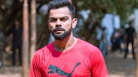 Virat Kohli got paid from Uttarakhand's flood fund?