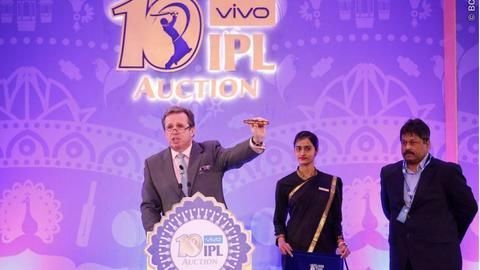 66 players sold at 2017 IPL auction