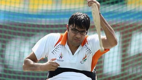 World Para Athletics: Asian record, silver medal for Amit Kumar