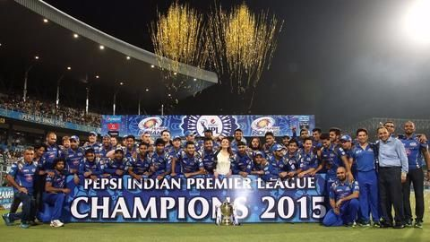 Mumbai Indians- The first team to win three IPL titles
