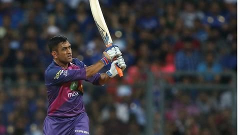 Dhoni guides Pune to 162
