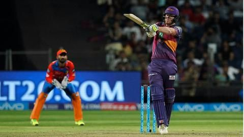 IPL 10: RPS vs GL - Updates