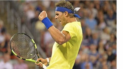 Nadal reaches another milestone