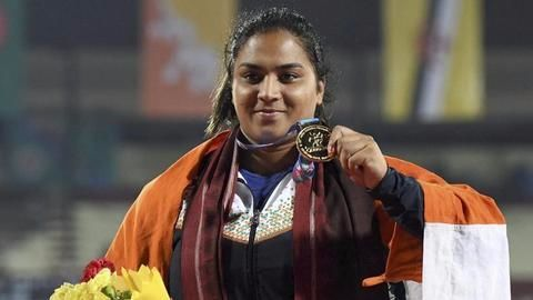 Kaur fails second dope test; removed from World Championships squad