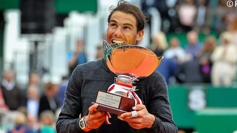 Rafa and his affair with clay courts!