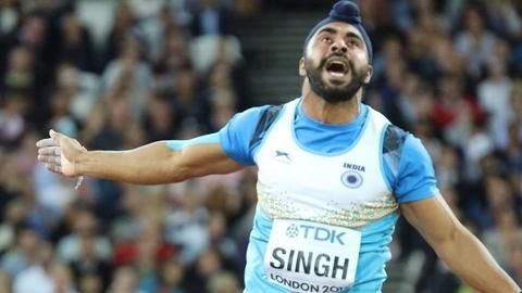 World Athletics Championships: Davinder Kang finishes 12th in javelin throw