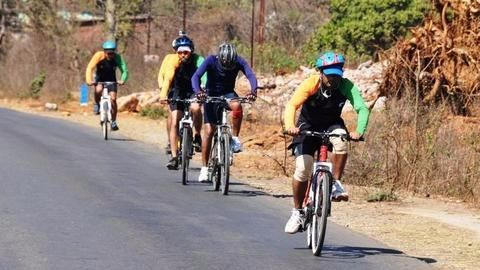 Higher aims for cycling in India