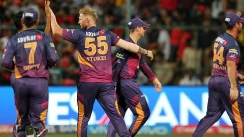 IPL: RPS bowlers destroy RCB to win by 27 runs