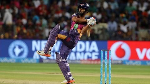 IPL: RPS register an easy victory over KKR