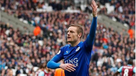 Got death threats after Ranieri was sacked: Jamie Vardy