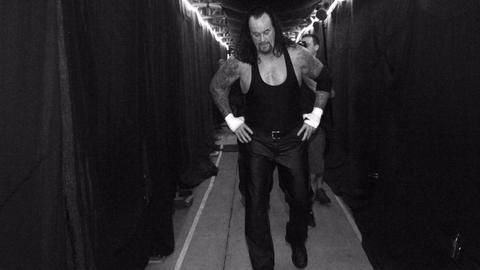 The Undertaker, as we know him!
