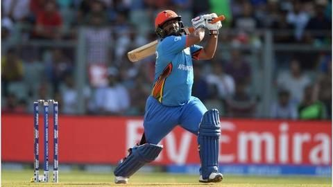 Afghanistan's Mohammad Shahzaad goes past Virat Kohli in T20s