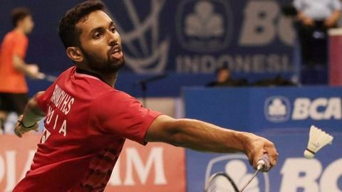 HS Prannoy wins US Open badminton tournament