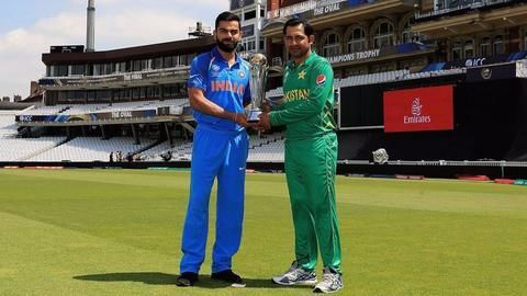 Champions Trophy: India win toss and decide to bowl first