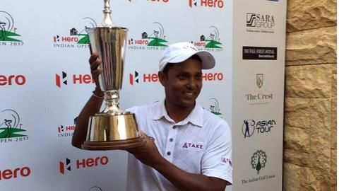 A glimpse in the career of golfer Chawrasia