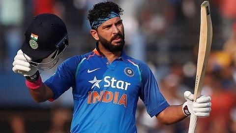 Yuvraj Singh- 300 not out