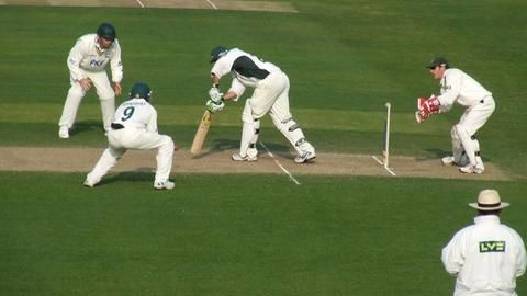 How did the cricketing fielding positions get their names?