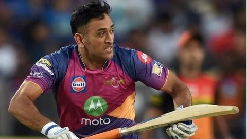 Dhoni's performance in T20s