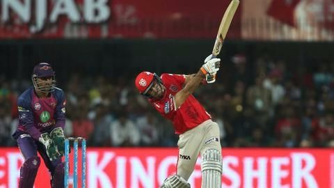IPL: KXIP win their opening match against Pune