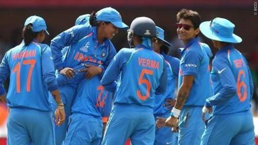 ICC Women's Cricket World Cup- Ind vs SL