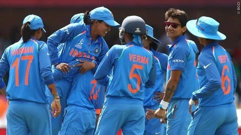 ICC Women's Cricket World Cup: India record fourth consecutive win