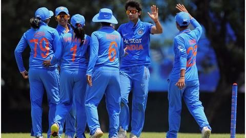 Indian team qualifies for 2017 ICC Women's World Cup