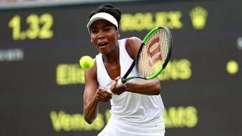 Footage shows Venus Williams not at fault