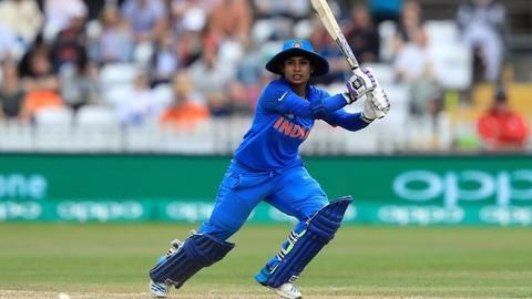 ICC Women's Cricket WC- Mithali leads Indian team to victory