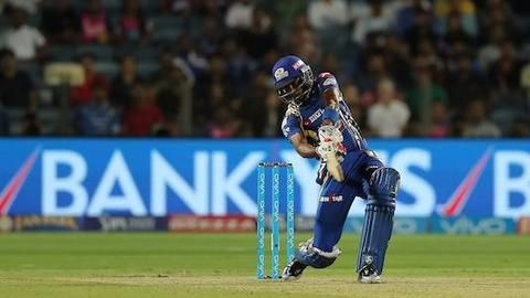 IPL 10: MI vs KKR - Updates!
