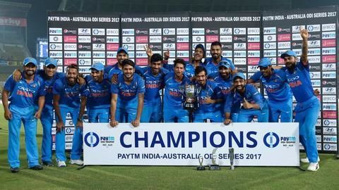 Indian team for T20 series against Australia announced