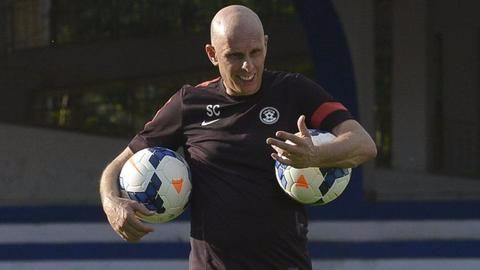 Football coach Stephen Constantine to leave India after his term?