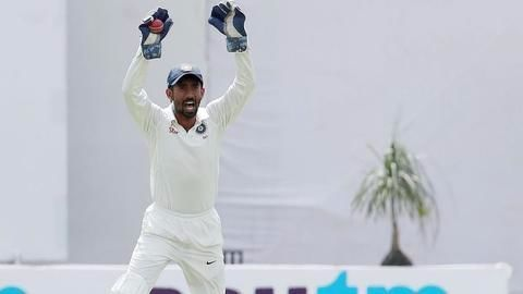 Wriddhiman Saha opens up about his experiences