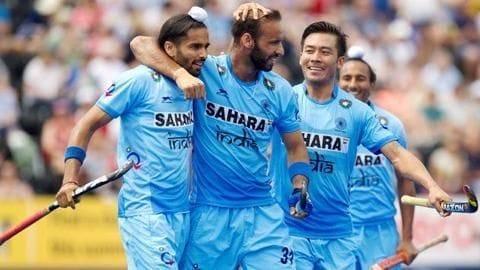 Hockey- India defeat Pakistan 7-1 in Hockey World League