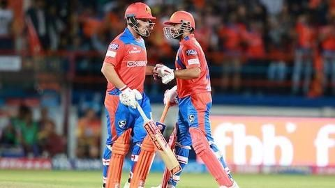 IPL: Gujarat Lions defeat Pune to register their first win