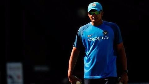 Trouble brewing for Kumble?