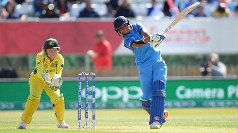 Harmanpreet's 171* knock takes India to World Cup finals