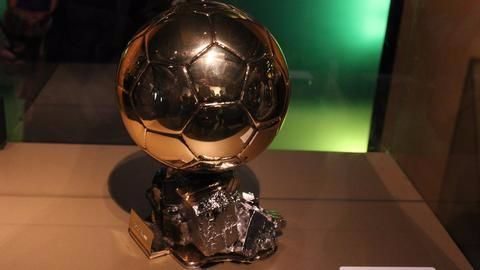 The 2017 Ballon d'Or
