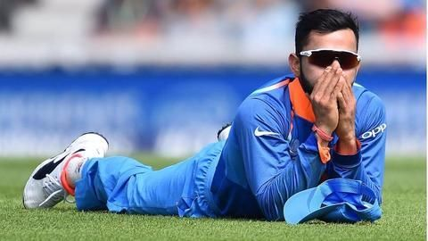 Champions Trophy- What went wrong for India against Pakistan?