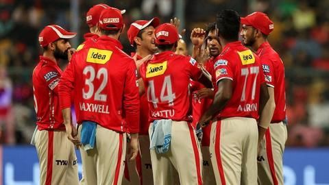 IPL: RCB continue to tumble; go down against Punjab