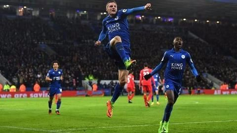 Leicester register win in their first match without Ranieri
