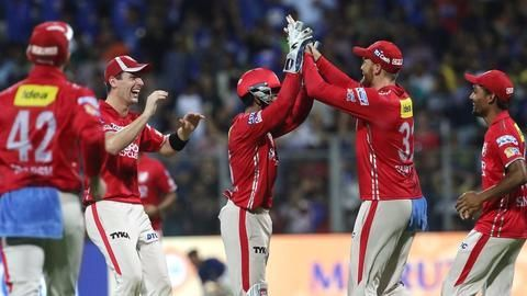 IPL- Punjab defeat Mumbai to stay alive in the competition