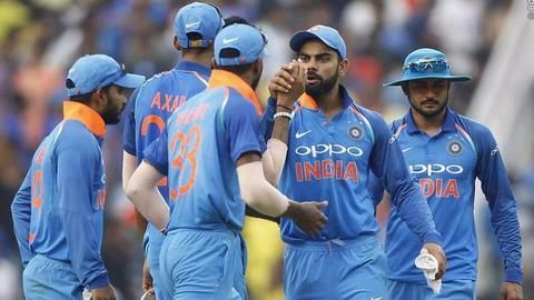 Indian team for the upcoming series announced