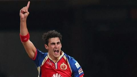 Mitchell Starc parts ways with Royal Challengers Bangalore