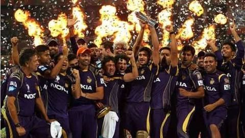 KKR's journey from an underdog to a two-time champion