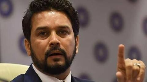 BCCI: Officials appointed by Anurag Thakur sacked