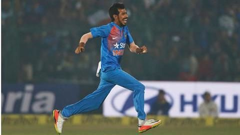 Chahal's six wickets help India defeat England in third T20