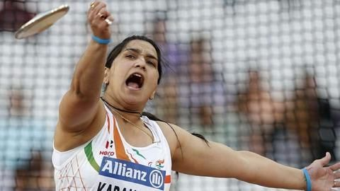 Karamjyoti Dalal wins another medal for India