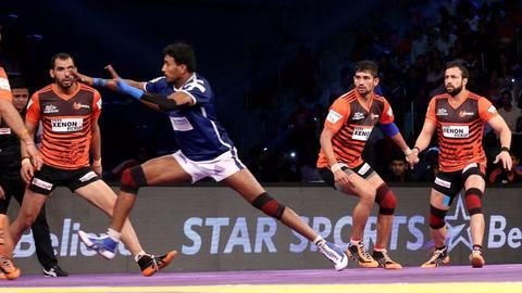 Everything you need to know about Pro Kabaddi!